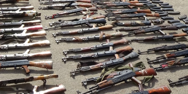 gunmen-wanted-turn themselves in-legal status-weapons-Daraa 3
