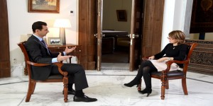 President al-Assad-Sunday Times-interview 2