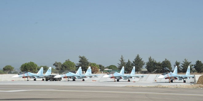Russian Warplanes