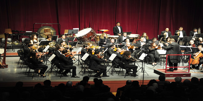 Syrian National Symphony Orchestra