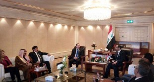 parliament speakers-Syria-Iraq-al-Laham
