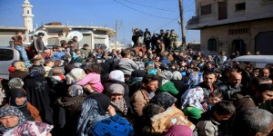 Mass celebration in Nubbul and al-Zahra 12