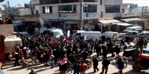 Mass celebration in Nubbul and al-Zahra 15