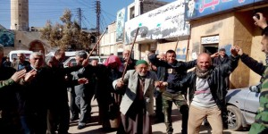 Mass celebration in Nubbul and al-Zahra 16