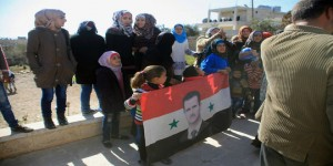 Mass celebration in Nubbul and al-Zahra 2