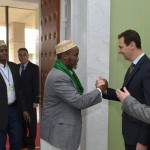 President al-Assad-Arab and Islamic Gathering for Supporting the Resistance 1