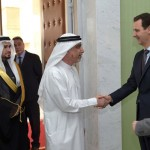President al-Assad-Arab and Islamic Gathering for Supporting the Resistance 2