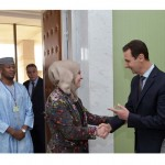 President al-Assad-Arab and Islamic Gathering for Supporting the Resistance 7