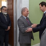 President al-Assad-Arab and Islamic Gathering for Supporting the Resistance 8
