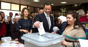 President Assad_elections