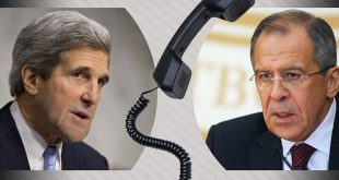 Lavrov and Kerry .....