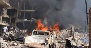 Car bomb_Qamishli_video