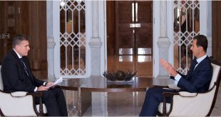 President al-Assad-interview-SBS Australia 3