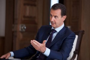 President al-Assad-interview-SBS Australia 6
