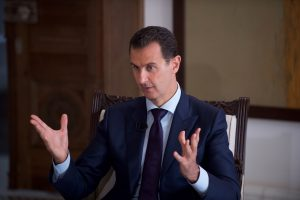 President al-Assad-interview-SBS Australia 8