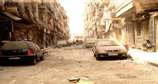 Aleppo-Terrorist attacks-Rocket-shell 9