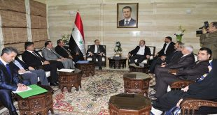 prime-ministe-imad-khamis-iranian-delegation-workers-house