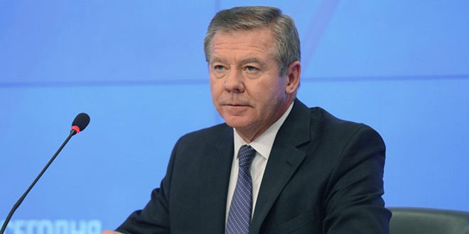 Gatilov: Helsinki summit creates opportunity to resolve crisis in Syria