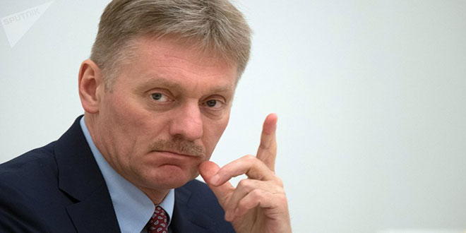 Peskov: Crisis in Syria will be main topic at Putin-Trump summit