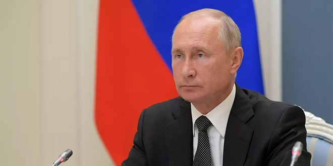 Putin announces registration of first Coronavirus vaccine in the world