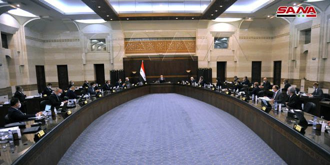 In response to President al-Assad's directives, the Cabinet approves a comprehensive plan to compensate citizens affected by fires