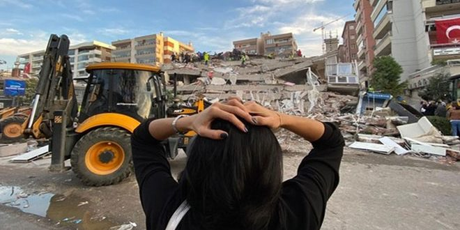 25 killed, 804 injured in powerful earthquake that hit western Turkey