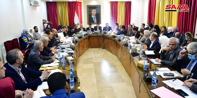 Budget and Accounts Committee discusses the investment budget of Finance Ministry