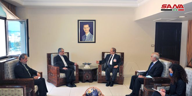 Mikdad: Assassination of Fakhrzadeh terrorist act that int'l community must condemn