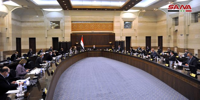 Cabinet approves Syria's access to KOVACS Coronavirus vaccine initiative