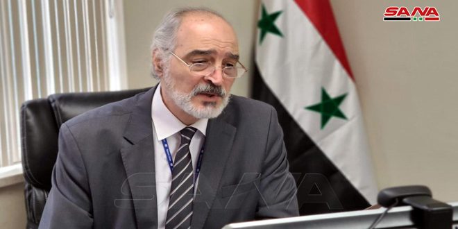Al-Jaafari: Israeli occupation of Arab lands poses threat to stability and security of the region