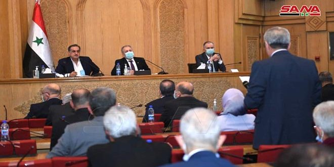 Prime Minister: Government makes sustained efforts to improve service situation in Aleppo