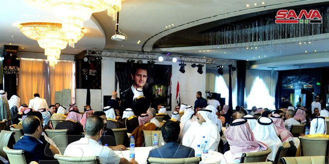 Syrian tribes and clans renew their rejection of any illegitimate foreign presence in Syria