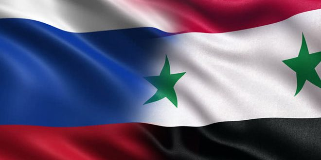 Russia, Syria to  enhance bilateral relations