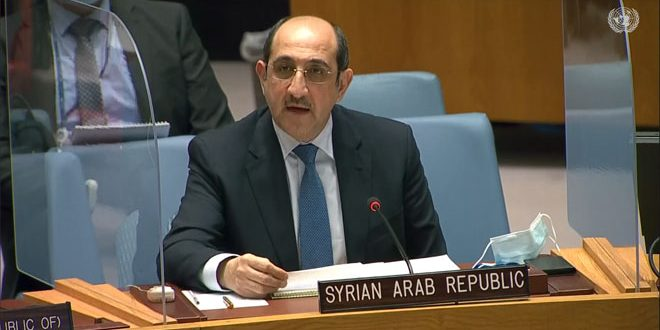 Syria reiterates commitment to continue fight against terrorism, liberate its occupied territories