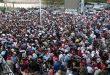 Afluencia intensiva en el noveno día de la Feria Internacional de Damasco (Fotos y Video)