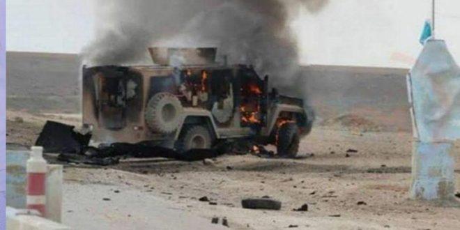 Muere oficial del ejército de ocupación de EE.UU en una emboscada en Deir Ezzor