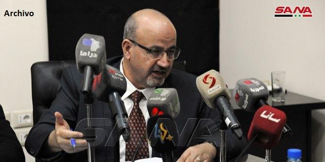 Representante de la OMS: la realidad de contagios por coronavirus en Siria está en el comienzo de una curva ascendente
