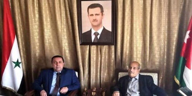 El Frente Laboral Panárabe de Jordania: Siria frustrará toda forma de agresión