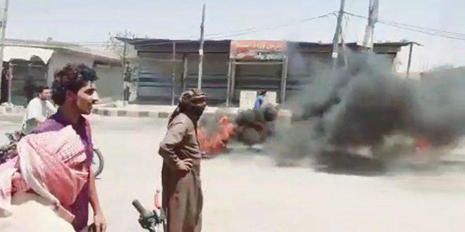 Vean en vídeo como vecinos de Deir Ezzor expulsaron a la milicia FDS respaldada por EE.UU