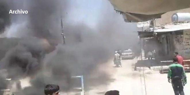 La milicia FDS allana barrios de la ciudad de Raqa y secuestra a varios de sus habitantes