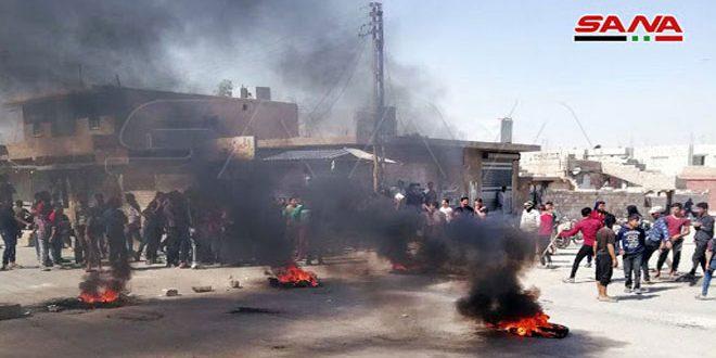 Milicianos proestadounidenses secuestran a civiles en provincia de Hasakeh