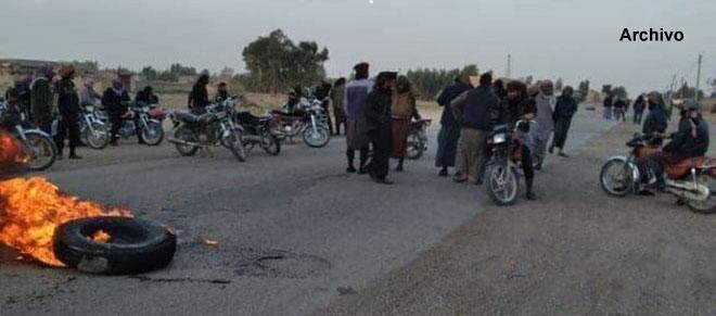 Milicia pro Washington secuestró a 12 civiles en Deir Ezzor