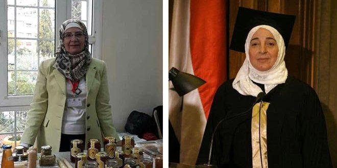 Mujeres sirias dejan sus huellas y se destacan a pesar de los desafíos