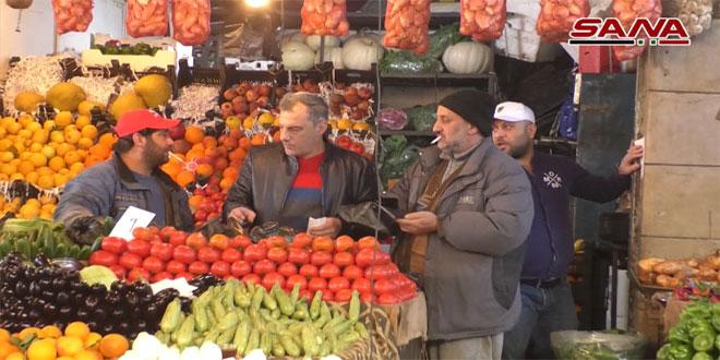 Mercados de Alepo…