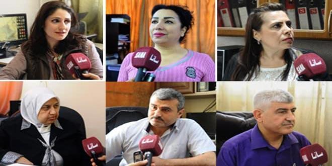 Participar en las elecciones forma parte de la batalla de firmeza ante el terrorismo, afirman empleados del sector educativo