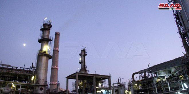 La refinería de Banias reanuda sus trabajos tras la llegada de crudo al país