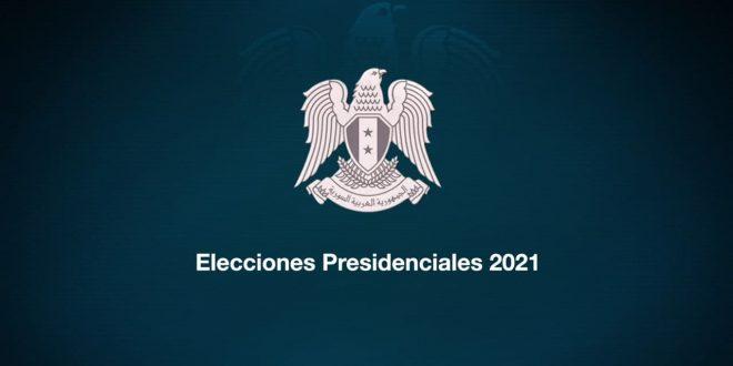 Embajadas sirias abren sus puertas para inscripción de votantes en elecciones presidenciales