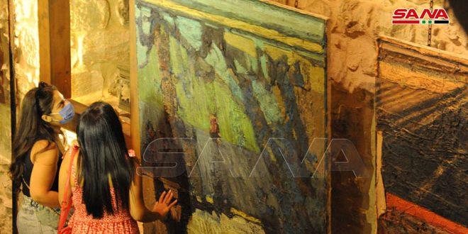 Encuentros entre generaciones de artistas sirios en el Art House