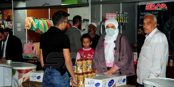 """Nabek acoge la edición 127 de la feria """"Hecho en Siria"""" (+ fotos)"""
