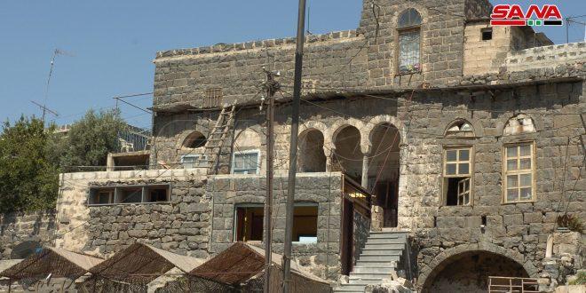 Monumentos arqueológicos de Sweida narran historias de arraigadas civilizaciones